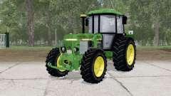 John Deere 36ⴝ0 for Farming Simulator 2015