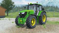 John Deere 6150Ⰼ for Farming Simulator 2013