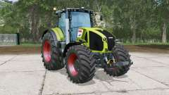 Claas Axion 9ⴝ0 for Farming Simulator 2015