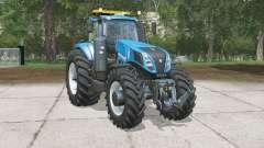 New Hollanȡ T8.320 for Farming Simulator 2015