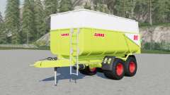 Claas Carat 180 TƊ for Farming Simulator 2017