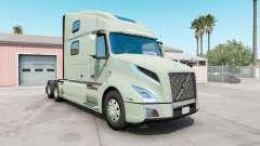 Volvo VNL-series v2.25 for American Truck Simulator