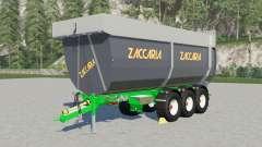 Zaccaria ZAM 200 DP8 Super Pluʂ for Farming Simulator 2017