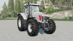 Massey Ferguson 7700S-series v1.2.1 for Farming Simulator 2017