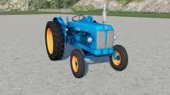 Fordson E1A Major v2.0 for Farming Simulator 2017