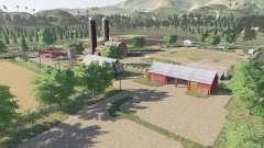 Old Family Farm ⱱ2.0 for Farming Simulator 2017