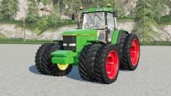 John Deere 7000-serieꜱ for Farming Simulator 2017