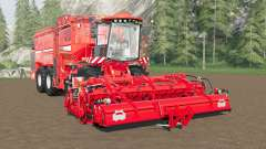 Holmer Terra Dos T4-ꜭ0 for Farming Simulator 2017