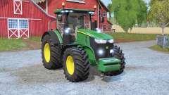 John Deere 7R-serie for Farming Simulator 2017