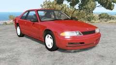 Ibishu Miramar 1994 v2.0 for BeamNG Drive
