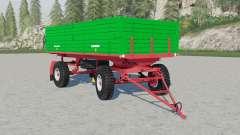 Krone DK 220-8 for Farming Simulator 2017