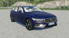 Volvo V60 T6 Inscription 2018 v1.2.1 for Farming Simulator 2017