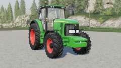 John Deere 6020-serieꜱ for Farming Simulator 2017