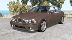 BMW M5 (E39) 2001 v1.18 for BeamNG Drive