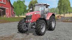 Massey Ferguson 6600-serieᵴ for Farming Simulator 2017