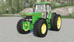 John Deere 7000-serieȿ for Farming Simulator 2017