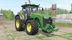 John Deere 8R-seꞧies for Farming Simulator 2017