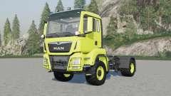 MAN TGS 18.500 motor config for Farming Simulator 2017