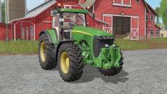 John Deere 8020-serieᵴ for Farming Simulator 2017