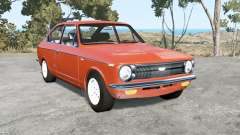 Toyota Corolla Sprinter 1969 v2.0 for BeamNG Drive