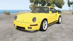 Porsche 911 (964) for BeamNG Drive