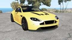 Aston Martin V12 Vantage S 2013 v2.0 for BeamNG Drive