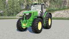 John Deere 6R-seɼies for Farming Simulator 2017