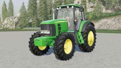 John Deere 7030 Premiuᶆ for Farming Simulator 2017