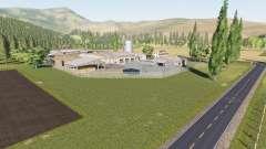 Black Mountain Montana v1.1 for Farming Simulator 2017