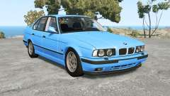 BMW M5 (E34) 1993 v1.18 for BeamNG Drive