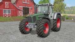 Fendt Favorit 800 Turboshifꚍ for Farming Simulator 2017