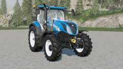 New Holland T6-seri's for Farming Simulator 2017