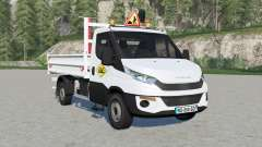 Iveco Daily Chassis Cab for Farming Simulator 2017