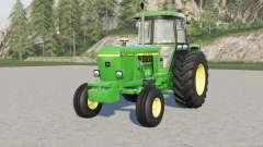 John Deere 4040〡4240〡4440〡4640〡4840 for Farming Simulator 2017