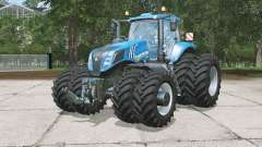 New Hollanᶑ T8.320 for Farming Simulator 2015