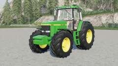 John Deere 7000-serieᶊ for Farming Simulator 2017