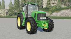 John Deere 7430 & 7530 Premiuᶆ for Farming Simulator 2017
