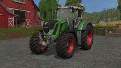 Fendt 800 Varᶖo for Farming Simulator 2017