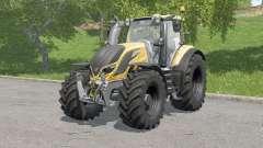 Valtra T-series Gold Edition for Farming Simulator 2017