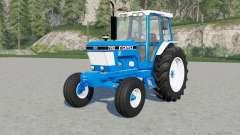 Ford 10-series for Farming Simulator 2017