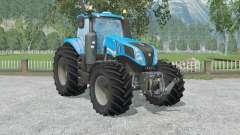 New Hollanꝱ T8.320 for Farming Simulator 2015