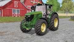 John Deere 6170R & 6210R for Farming Simulator 2017