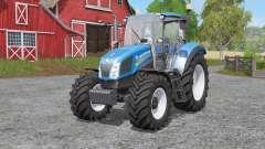 New Holland T5-serieᶊ for Farming Simulator 2017