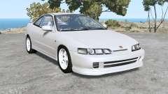 Honda Integra Type-R coupe (DC2) 1998 for BeamNG Drive