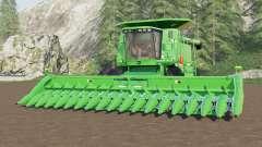 John Deere 9600 for Farming Simulator 2017
