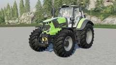 Deutz-Fahr Serie 7 TTV Agrotroꞑ for Farming Simulator 2017