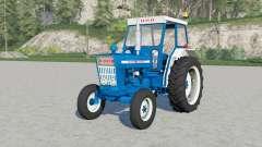 Ford ⴝ000 for Farming Simulator 2017