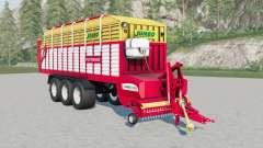 Pottinger Jumbꝍ 10000 for Farming Simulator 2017
