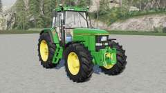 John Deere 7000-serieᵴ for Farming Simulator 2017