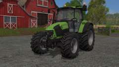 Deutz-Fahr 5110 TTⰜ for Farming Simulator 2017